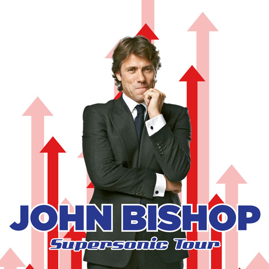 John Bishop - Supersonic Tour