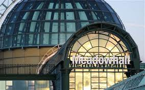 Meadowhall Christmas Shopping - Spalding Departure