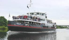 Manchester Ship Canal Cruise - Spalding Departure