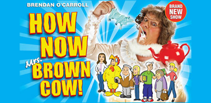 Mrs Brown's Boys - How Now Mrs Brown Cow - Spalding Departure