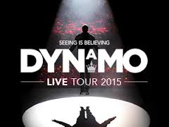 Dynamo - Seeing is Believing - Live Tour