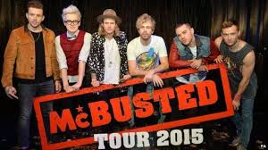 McBusted - Spalding Departure