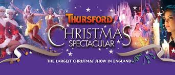 Thursford Christmas Spectacular - Spalding Departure
