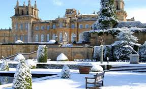 Blenheim Palace and Living Crafts at Christmas