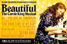 Beautiful - The Carole King Musical - Spalding Departure