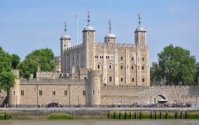 Tower of London - Spalding Departure