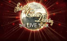 Strictly Come Dancing Live Tour - Spalding Departure