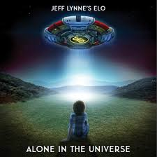 Jeff Lynne's  ELO - Alone in the Universe Tour - Spalding Departure