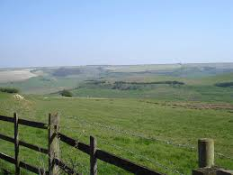 Lincolnshire Wolds in Peace and War
