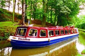 Skipton and Canal Boat Trip