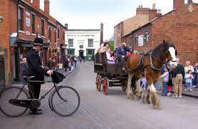 Black Country Living Museum and Dudley Canal