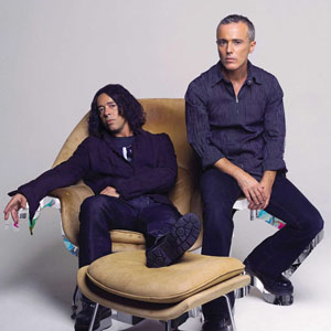 Tears For Fears Rule the World Tour