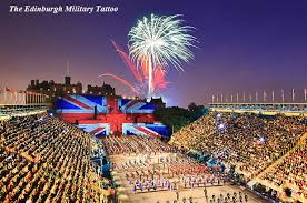 Edinburgh Tattoo 4 Night Break - Long Sutton Departure