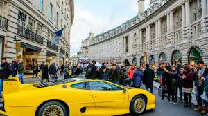 Regent Street Motor Show/London Leisure Day