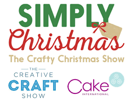 The Creative Craft Show, Simply Christmas and Cake International